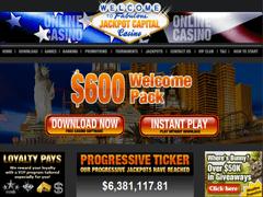 Jackpot capital casino coupons free bouns for usa at casino