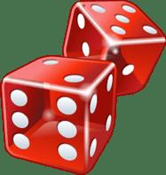 Casino spill craps ingen