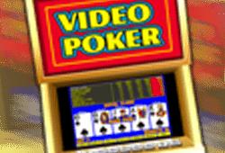 machine de vidéo poker